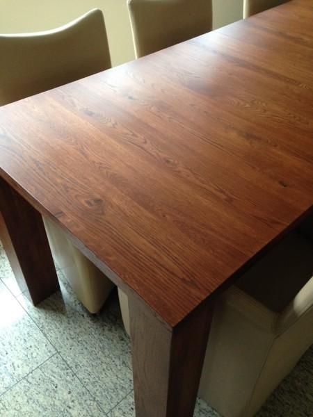 tafel STRETCH in kersen