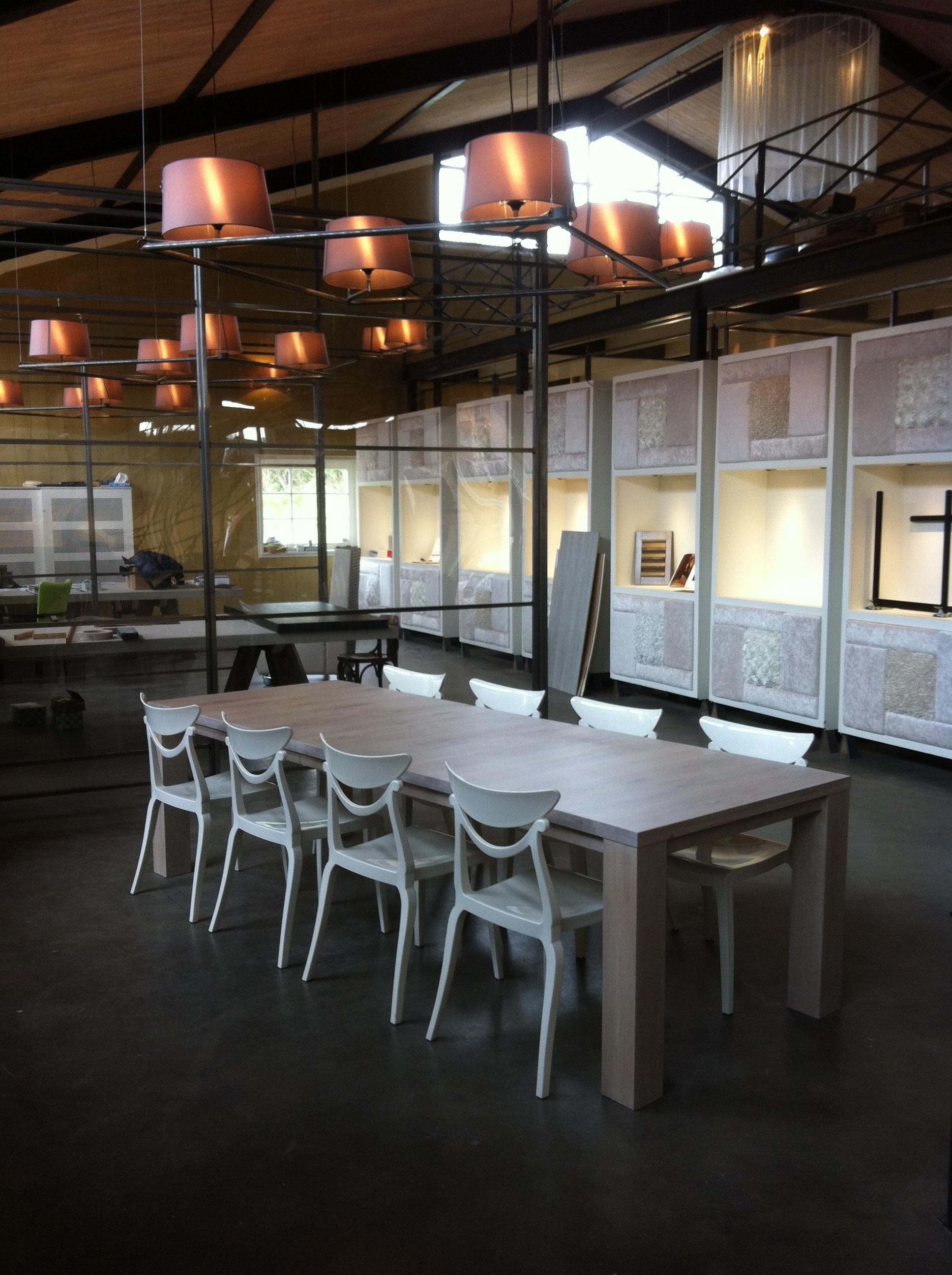 Uitschuifbare tafel 'STRETCH' - DE-EIKEN-TAFEL.NL