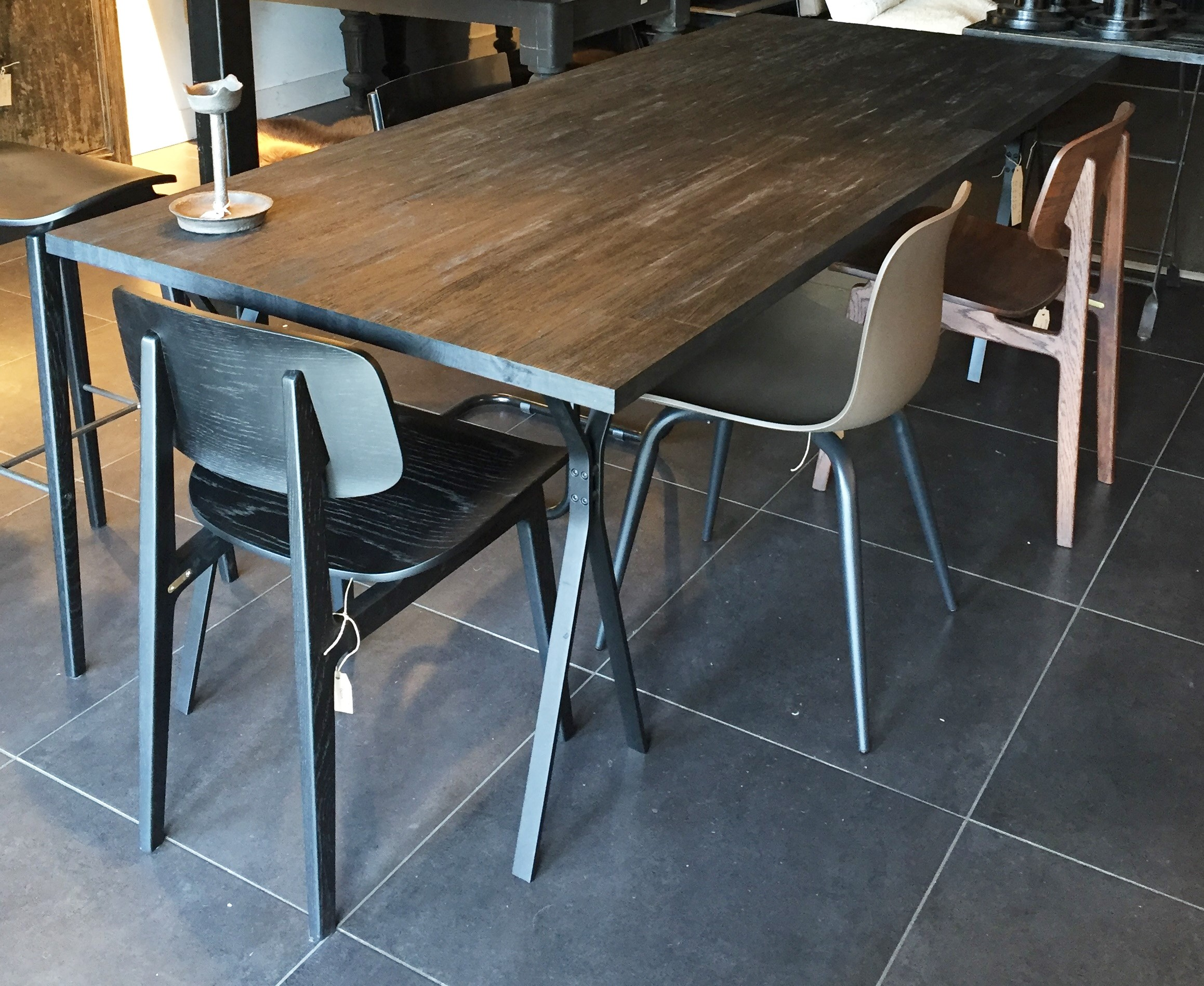 Black Oak Dining Table Images The 25 Best Round Kitchen