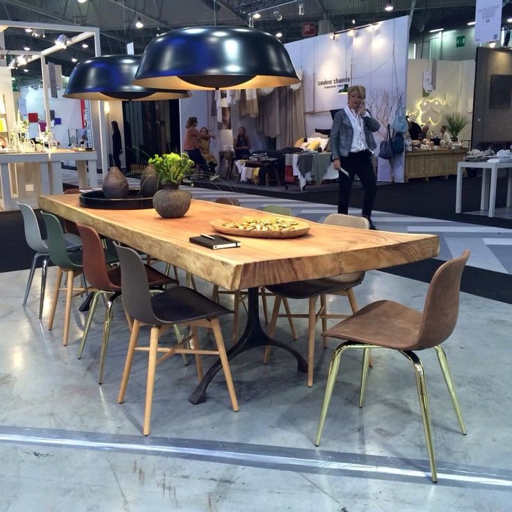 norr11 rough table de eiken tafel nl. Black Bedroom Furniture Sets. Home Design Ideas