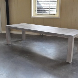 Eiken Salontafel White Wash.Model Stretch