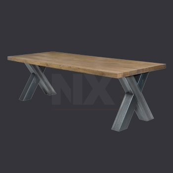 industriele tafel Cross