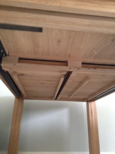 houten uitschuiftafel Maximus