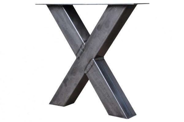 losse tafelpoot X-poot X-treem