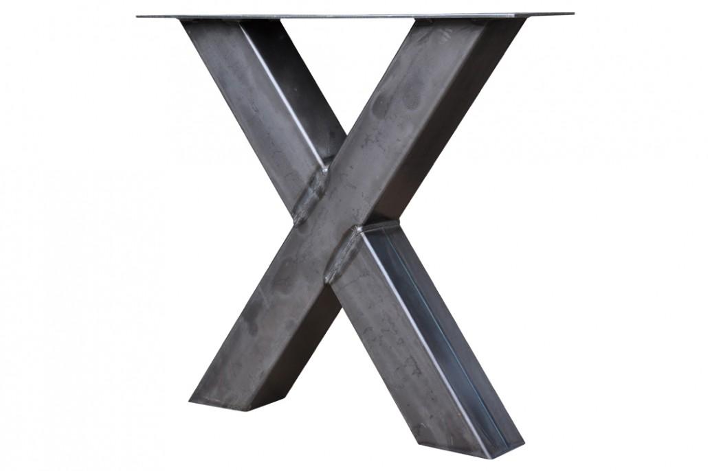 Populair Losse tafelpoten model X-TREEM - DE-EIKEN-TAFEL.NL XO65