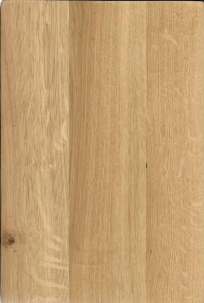 industriële tafel Oak Natural