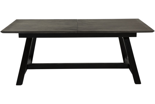 DUMAS TABLE grey stained oak w. black stained legs_400900600_front (1)